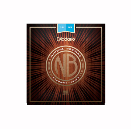 다다리오 통기타줄 NB1253ACOUSTIC GUITAR STRING FRETTED