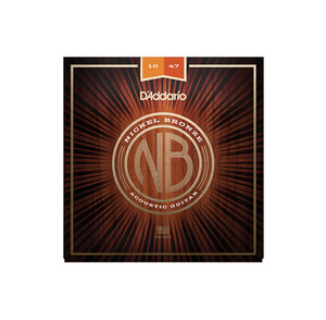 다다리오 통기타줄 NB1047ACOUSTIC GUITAR STRING FRETTED