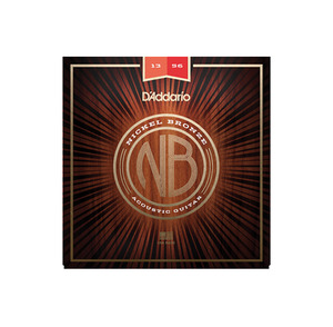 다다리오 통기타줄 NB1356ACOUSTIC GUITAR STRING FRETTED