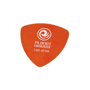 플래닛웨이브즈 피크 Planet Waves Duralin Wide Pick Light 0.60mm