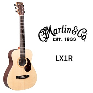 [Martin] 마틴기타 LX1R / Little Martin Series / Small Acoustic Guitar