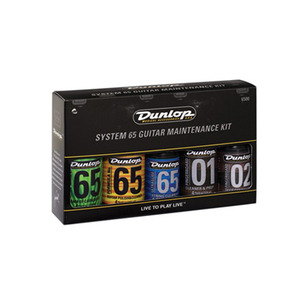 Dunlop 던롭 System 65Guitar Maintenance Kit 6500
