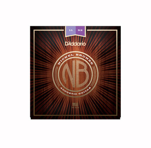 다다리오 통기타줄 NB1152ACOUSTIC GUITAR STRING FRETTED