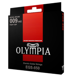 OLYMPIA EGS-850 (09-42) ELECTRIC GUITAR STRING 올림피아 일렉기타 스트링 EGS850